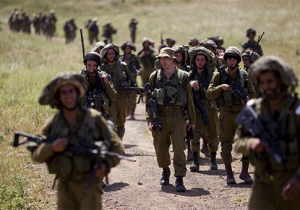 Israeli-soldiers-in-Golan-Heights-AP