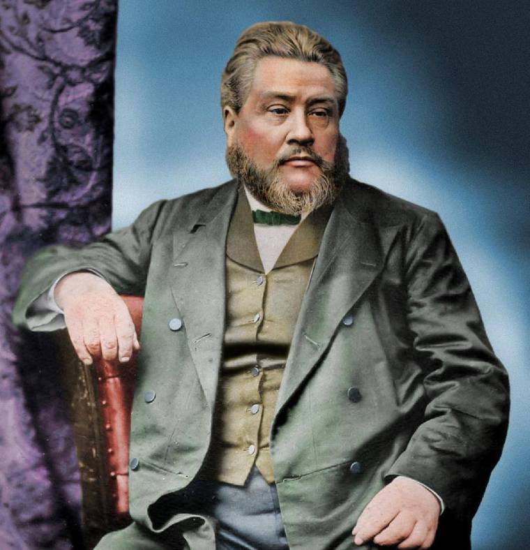 Hear this and be Astonished - Charles Spurgeon